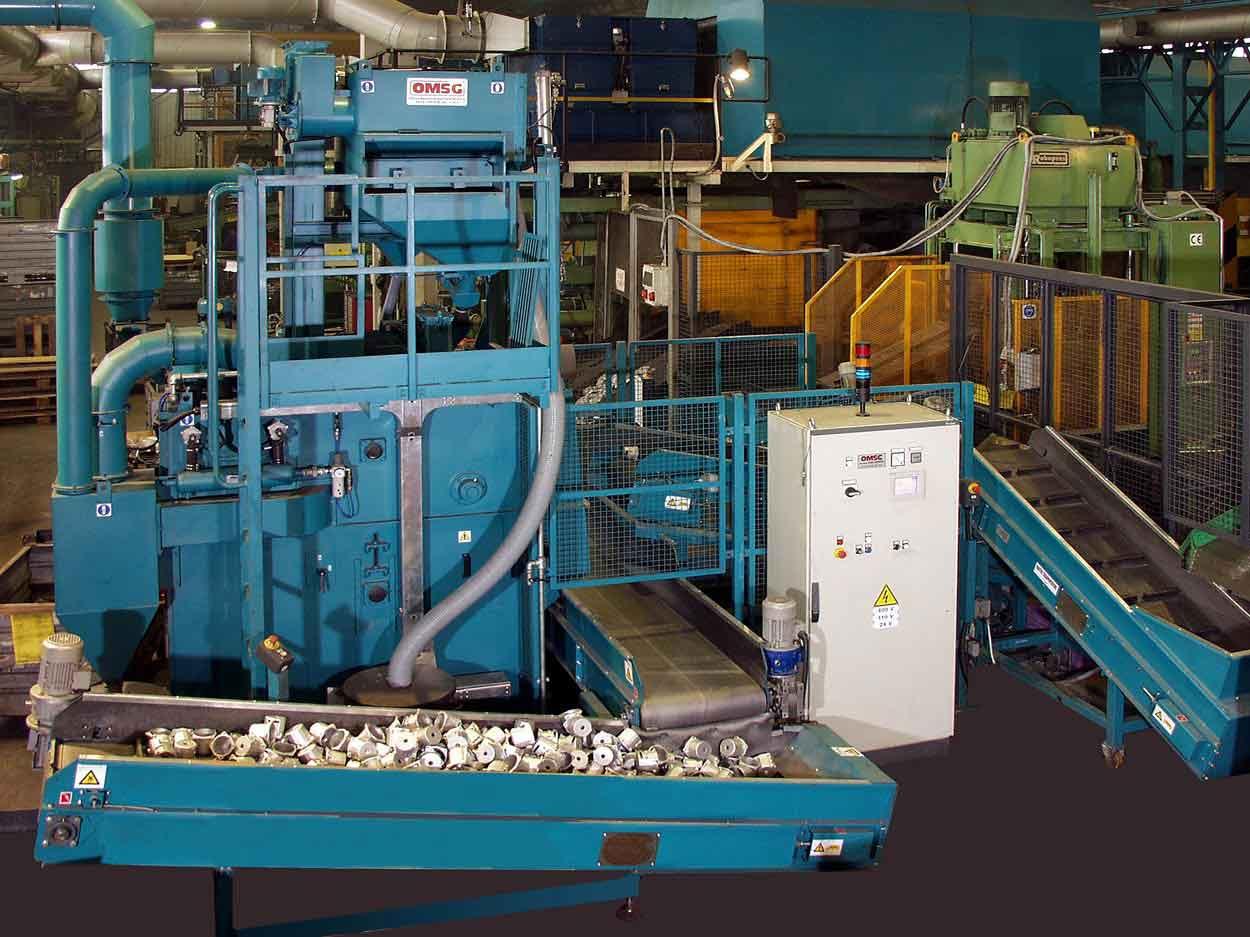 Конвейера для литейного производства уровень шума конвейер
